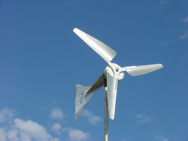 Tlg on 12 volt wind generator